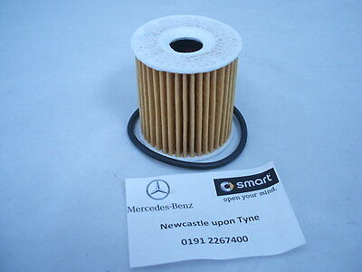 Genuine Smart Fortwo (450) & Roadster (452) Engine Oil Filter A1601840225 NEW • 8.22£
