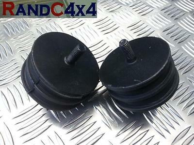 ANR1808 X2 Land Rover Discovery 1 V8 Engine Mounting Rubber PAIR • 7.25£