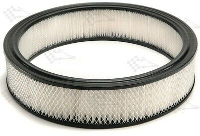 14  X 3  Replacement Round Air Cleaner Filter Element - Edelbrock Holley • 19.96£