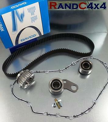 STC4096L Land Rover Discovery 300TDi Timing Cam Belt Kit DAYCO Tensioner Guide • 55£