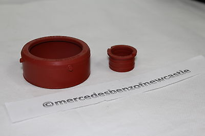 Genuine Mercedes-Benz OM642 Red Turbo & Breather Intake Seal Kit NEW • 24.99£