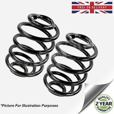 Vauxhall Corsa C Rear Coil Springs 1.0 1.2 Mk2 New Road Spring X2 2000-2007 • 17.98£