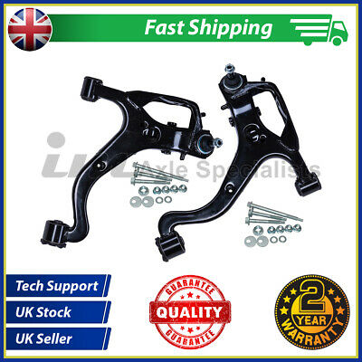 For Land Rover Discovery 3 Complete Front Lower Suspension Control Arm Kit  • 149.99£
