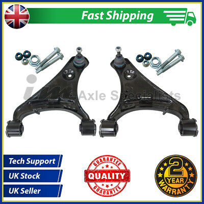 Fits Land Rover Discovery 3 Front Upper Control Arm Suspension Kit (wishbone)  • 79.94£