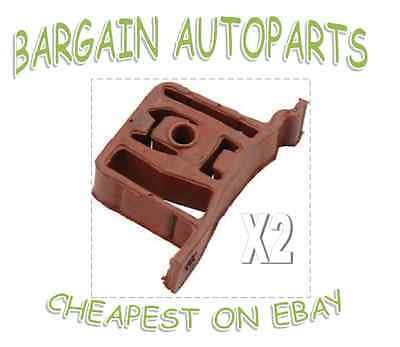Pair Of Mini Cooper/one Exhaust Rubbers For Middle Section • 5.75£