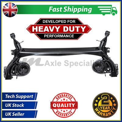 Heavy Duty Rear Axle Subframe To Fit Ford KA MK2 08-16 5mm Thicker Metal Upgrade • 122£