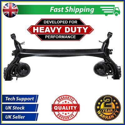 Heavy Duty Rear Axle To Fit Fiat 500 Disc Brakes 07-15 5mm Thicker Metal Upgrade • 146£