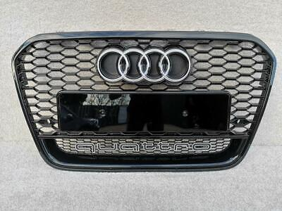 Audi A6 S6 Saloon Estate C7 2011-2014 Front Bumper Grill Rs Style [13rs6-2] • 239£