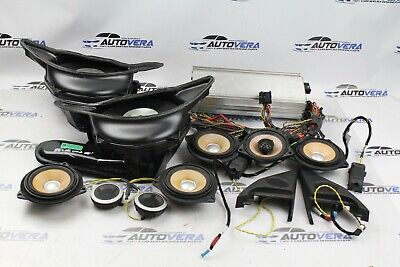 Bmw E64 6 Series Individual Audio Sound System Speakers Subwoofers Amplifier Set • 899£