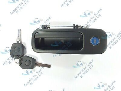 For VW Golf Sharan Transporter T5 Tailgate Exterior Outer Door Handle With Lock • 18.99£