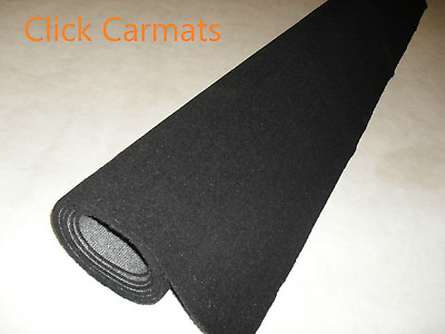 CAR CARPET SHEETS In Anthracite/Black Luxury Quality. • 13.85£