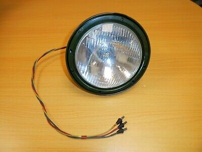 Land Rover Series 24 Volt Military Style Headlamp Assembly 514774 • 150£