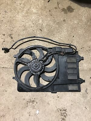 Mini Cooper 2003 1.6 16v Manual Radiator Fan With Cowling 1742 1475577-02  • 39£