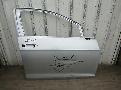 Vw Golf Mk7 5g Front Driver Side Door Right P/n: 5g4831604 Ref 25t-51 • 180£