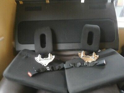 Toyota Hilux King Cab Rear Seats • 250£