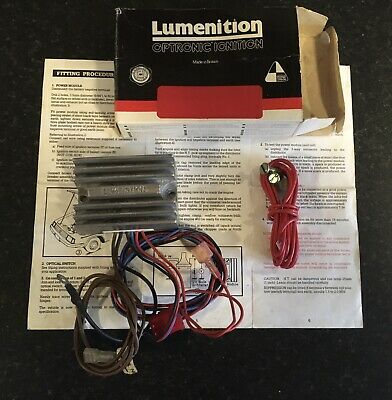 FK.803 Electronic Ignition Fitting Kit Ducellier Clockwise 65mm Body Non Vacuum • 24.99£