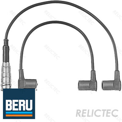 Ignition Leads Kit Cable MB:W126,C126,R107,S,SL • 198.94£