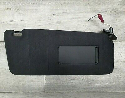 Bmw 2001 X5 E53 Front Sun Visor Right Driver Side Offside In Black • 16.99£