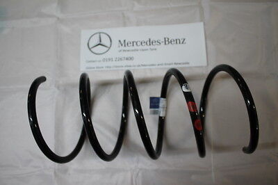 Genuine Mercedes-Benz FRONT Suspension Coil Spring - MOST Models • 66.76£