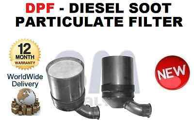 For Citroen C4 Picasso 1.6 Hdi 2007--> New Dpf Diesel Soot Particulate Filter • 194.49£