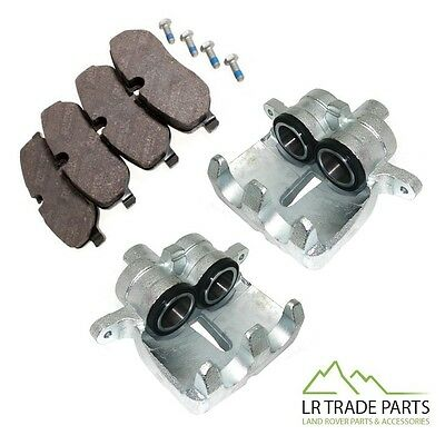 Land Rover Discovery 3 2.7 Tdv6 New Front Brake Calipers (x2) & Pads (2004-2009) • 124.95£