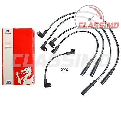 HT Ignition Lead Set For SAAB 90 & 900 - 2.0 - 1984 To 1993 - Quinton Hazell • 15.99£