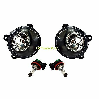 Land Rover Discovery 3 New Front Bumper Fog Lights Lamps X2 (2004-09) Light Set • 27.95£