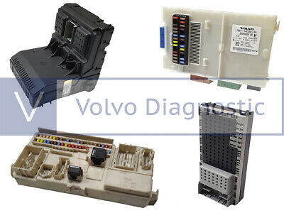 Software Transfer For Volvo Central Electronic Module CEM  • 60£