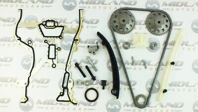 Vauxhall Corsa C 1.2 Z12xe Z12xep 4 Cylinder *new* Timing Chain Kit & Sprockets  • 49.99£