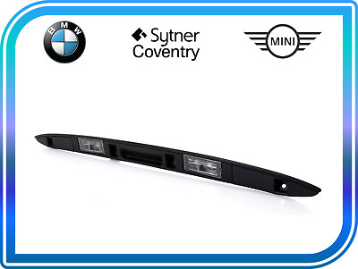 BMW Genuine X5 E53 2001-2005 Tailgate Trunk Grip Handle Boot Black 51137170676 • 109.98£