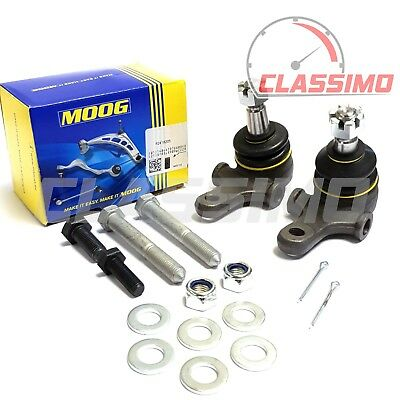 Lower Ball Joint Pair For MAZDA MX-5 MK 1 & 2 - All Models - 1989 To 2005 - Moog • 42.99£