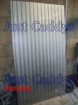 VW MK1 Caddy Complete Bed Repair / Replacement Section • 170£