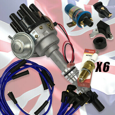FORD Essex V6 2.5 And 3.0 Electronic Ignition Distributor Pack . • 129.95£