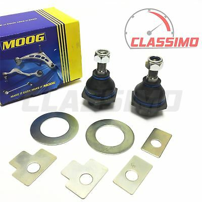 Moog Upper Ball Joint Pair For MGF + AUSTIN / ROVER 100 + MG METRO - 1984-2002 • 22.99£