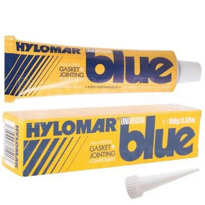 Hylomar Blue Instant Gasket Non Setting Jointing Compound Sealant Maker 100g • 7.99£