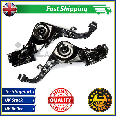 Rear Wishbone Trailing Arm Pair For Nissan Qashqai / Xtrail T31 07-13 With Bush • 159£