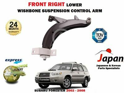 For Subaru Forester Sg 2002-2008 New Front Right Wishbone Suspension Control Arm • 129.49£