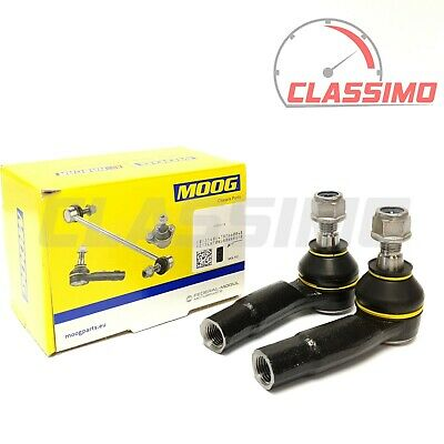 Moog Track Tie Rod End Pair For SEAT IBIZA Mk 4 5 - All Models Inc Cupra - 02-16 • 29.99£