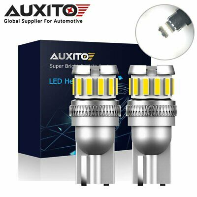AUXITO T10 501 W5W 13SMD LED SideLight Bulb Canbus Error Free 6500K Super Bright • 5.51£