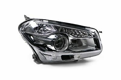 For Nissan Qashqai 10-13 Chrome Headlight Headlamp Right Driver Off Side O/S • 89.90£