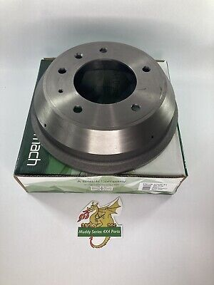 All Makes Land Rover Series 2 2a Small Studs 10  Brake Drums 591661 X 2 • 41.71£