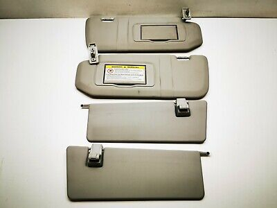 Mercedes W251 2007 R320cdi Front Left And Right Side Sun Visor Set A2038179620  • 37£