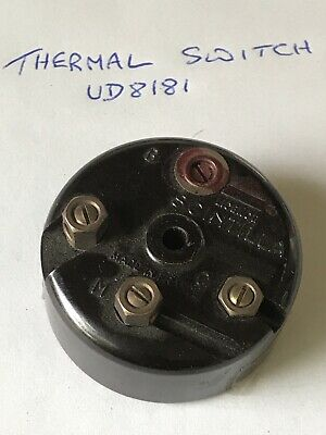 Rolls Royce Bentley S2 /S3 Choke Themal Delay Switch New UD8181. 1959 To 1965 • 120£