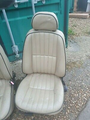MG F/TF Interior Seats In Good Condition, Various Colours And Material Available • 150£