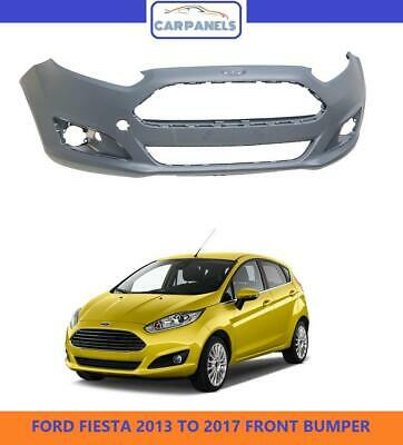 Ford Fiesta Front Bumper Mk8 Facelift 2013 - 2017 Primed Brand Ready 2 Paint New • 61.99£