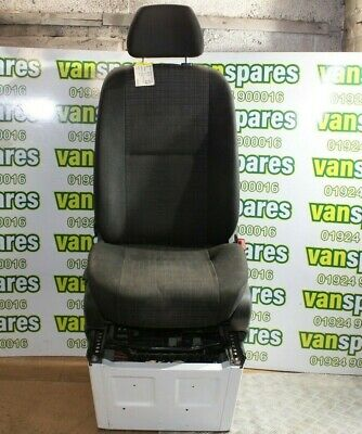 Mercedes Sprinter W906 Front Drivers Side Driver Seat With Base  2006 - 2018 • 200£