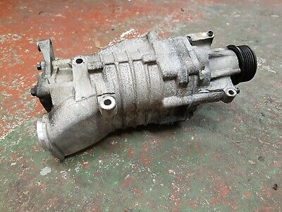 BMW MINI COOPER S - SUPERCHARGED R52 R53 - SUPERCHARGER With TEFLON BLADES • 350£