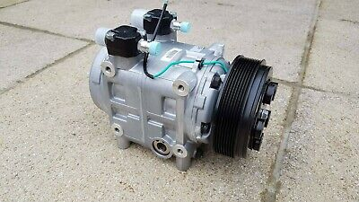 NEW Valeo AC A/C Compressor 103-68550 With Clutch Assembly 8 Groove 24 Volt • 200£