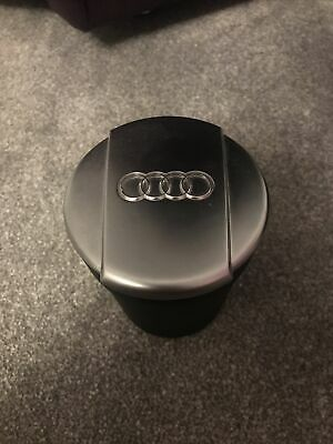 Audi Original Car Cigarette Ashtray Storage Cup Container Coin Holder • 7.50£