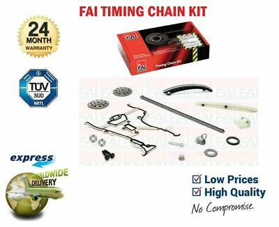 FAI TIMING CHAIN KIT For OPEL ASTRA H GTC 1.4 2005-2010 • 70.99£
